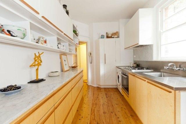 Project Art Deco Kitchen Architecture Altitude